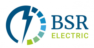 BSR Electric logo